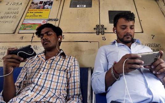中国App在印度市场盛行,但未来数据要存储在印度
