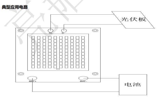 ET-FM713AM-5730系列灯珠控制器一体式太阳能灯板资料免费下载