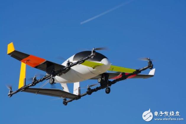 无人机快递即将实现,美国给予中小型无人机运营豁免权