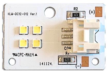 适用于微波炉的趣味性LED设计选择