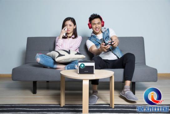 智能投影正在被人们逐渐接受,但要想取代电视还为时尚早!
