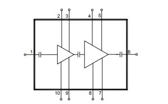 TGA2813高功率的S波段放大器的詳細數據手冊免費下載