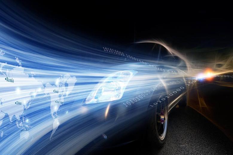 谁能满足自动驾驶Gb/s级数据传输?