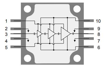 TGA2963-CP宽带高功率MMIC放大器的详细数据手册免费下载