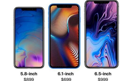三款新iPhone曝光售价曝光  联发科吐槽高通被罚234亿台币最终不了了之