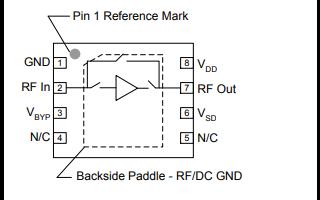 TQL9063 高线性度,超低噪声增益放大器的详细数据手册免费下载
