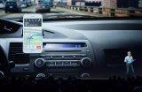 """苹果新专利把汽车前档玻璃当做一个功能强大的""""手机屏幕"""""""