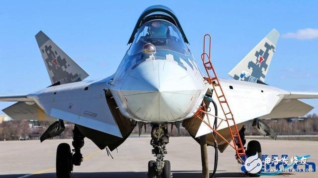 俄罗斯苏-57战斗机只能进行精彩的空中飞行表演?