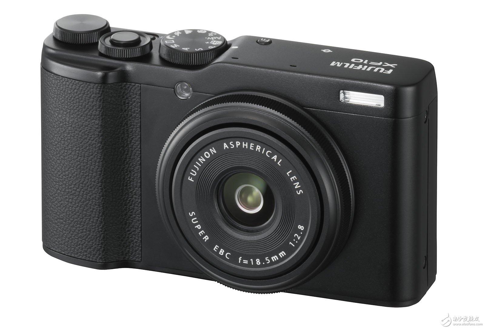 Fujifilm发布一款廉价版XF10随身机