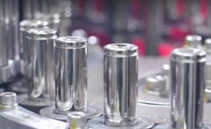 智慧能源21700型锂电池进入试生产阶段