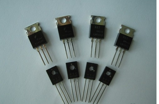 大功率三极管有哪些 中功率三极管型号有哪些