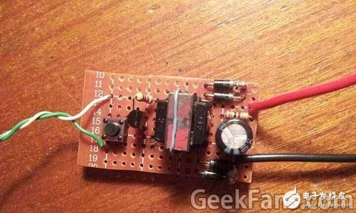 如何制作一个电容耐压测试仪?