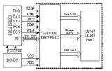 以C8051F023单片机为控制核心的OLED显...