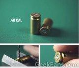 怎么做子弹壳耳机?