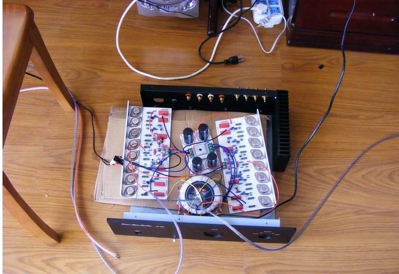 音乐传真A1000功放应该配备什么样的音箱