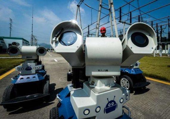 智能電網巡檢機器人優勢出眾,前景可期