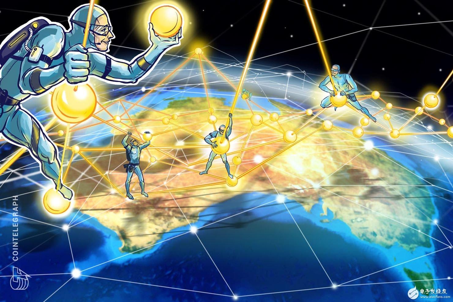 世界银行希望利用区块链技术将其在世界各地发行债券...