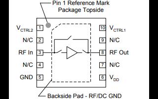 TQL9044低噪声放大器的详细数据手册免费下载