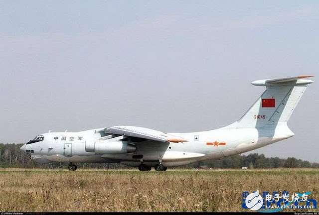 乌克兰雪中送炭中国获得伊尔-78M空中加油机及相关技术空军战机如虎添翼