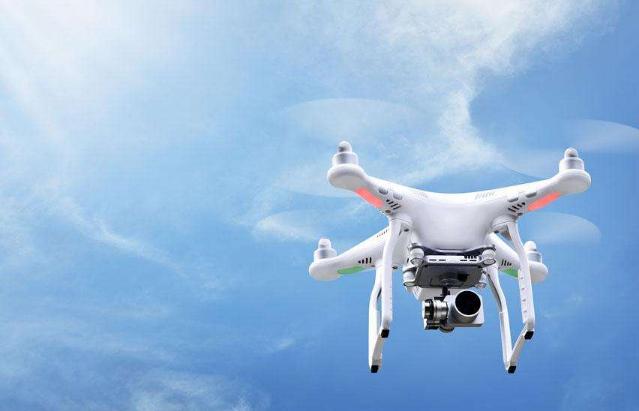 无人机行业显然是一个行情看涨的朝阳行业