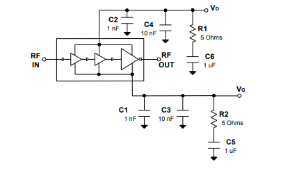 TGA2618砷化镓低噪声放大器的详细数据手册免费下载