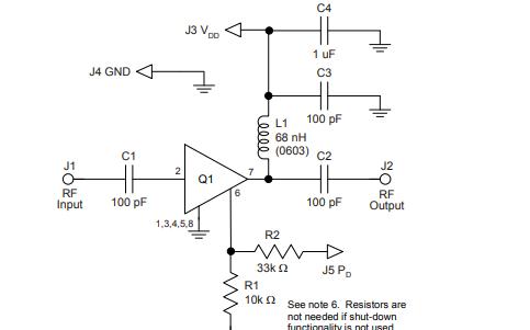 TQP3M9036高线性低噪声放大器的详细数据手册免费下载