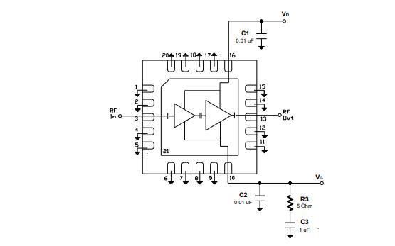 TGA2611-SM GaN低噪声放大器的详细数据手册免费下载
