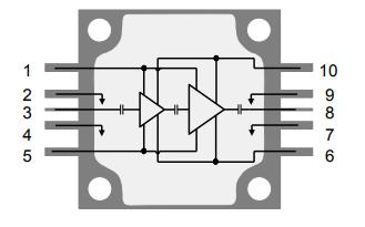 TGA2813-CP 高功率S波段放大器的詳細數據手冊免費下載