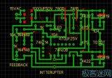 如何用感光法制作一个PCB?