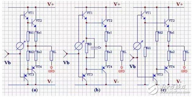 晶体三极管放大原理 详解晶体三极管放大电路