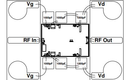 TGA2201 GHz高功率放大器的详细数据手册免费下载