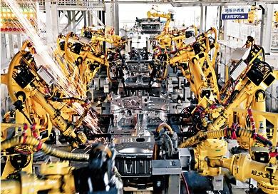 2018中国工业机器人市场,最新半年财报解析