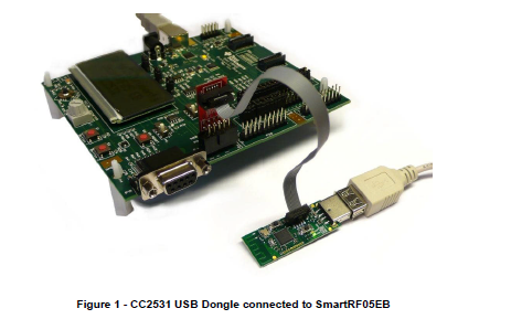 cc2531 USB软件包硬件部分的详细用户手册免费下载