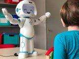 机器人在帮助泛自闭症障碍儿童方面的效果