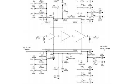 QPA1013D 氮化鎵功率放大器的詳細數據手冊免費下載