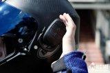 Domio Pro使用微振動音頻系統,可將任何頭盔轉換成環繞立體聲系統