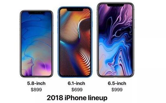 2018新款iPhone规格参数曝光 会搭载手写笔Apple Pencil吗?