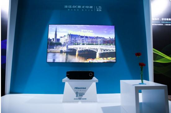 海信电视零售额市场占有率再创历史新高,牢牢占据国...