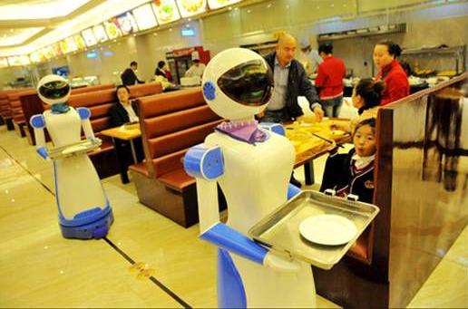餐饮机器人的市场凄凉,送餐机器人还有未来吗?