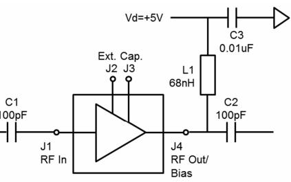 TGA4909高线性低噪声放大器的详细数据手册免费下载