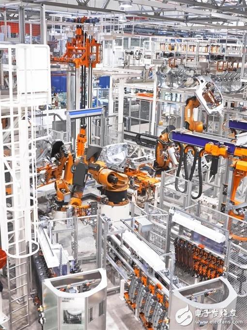 蒂森克虏伯大动作,200多个配备了最新安全传感器的机器人即将上线