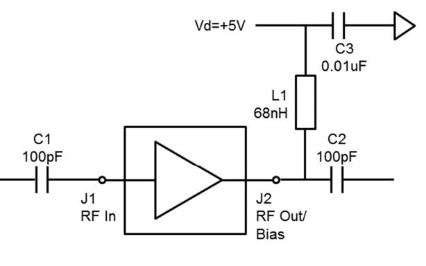 TGA4935高线性低噪声放大器的详细数据手册免费下载