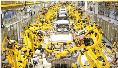 """全球工业机器人巨头市场数据揭秘,亚洲市场已成为全球工业机器人增长的""""引擎"""""""