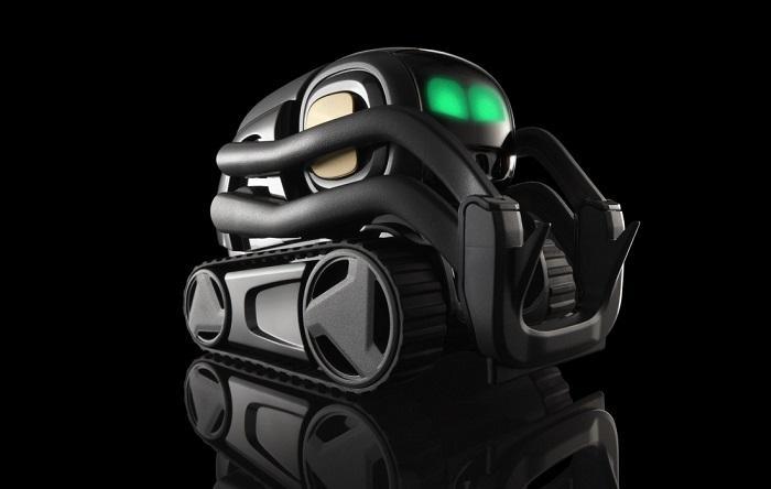 """鲍里斯·索夫曼公布新款机器人""""Vector""""能像人一样拥有自己的想法"""