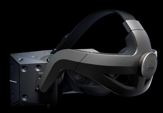 StarVR推出旗下新一代VR头戴式设备