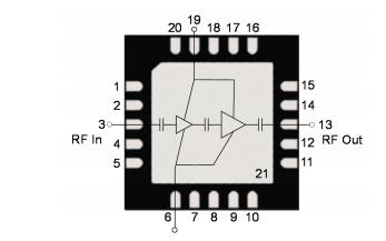 TGA2597-SM封裝驅動放大器的詳細數據手冊免費下載