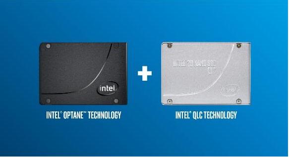 英特尔计划以傲腾 + QLC产品组合重塑内存和存储行业