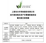 拟150亿元收购三家芯片公司 北京豪威估值为141亿元