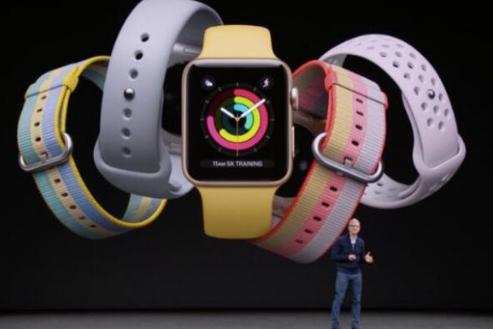 苹果专利曝光,苹果手表未来将支持人脸识别