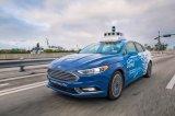 递交自动驾驶安全报告,福特并不想争头把座椅